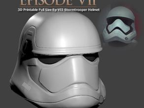 Wearable Episode VII StormTrooper Helmet