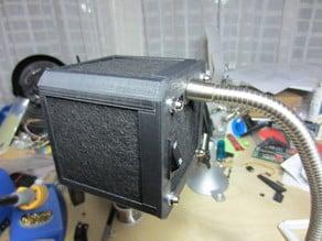 Soldering air filter