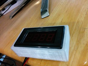 12V Digital Thermometer Enclosure