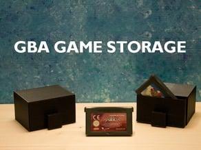 GBA Game Storage