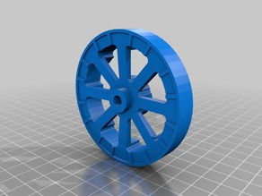 F4U Corsair 70mm Wheel Hub