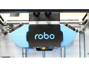 Robo C2 fan duct mod (new version available)