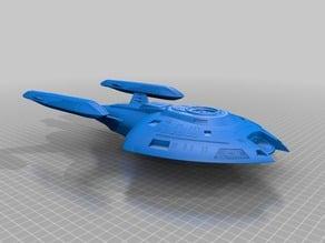 Star Trek - Voyager Nova Class Science Vessel
