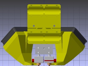 An E3D Chimera Bracket for Ooznest Prusa i3 Version2