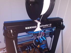 wanhao DI3 filament guide v.2
