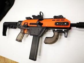 Nerf retaliator SMG kit