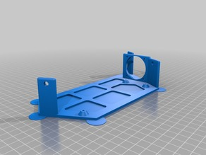 RUMBA Electronic mount for K250 from Ultibots