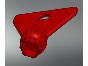 Thule 50281 plastik key Thule 002