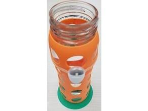Stabilization Base for Lifefactory 22 oz Glass Bottle