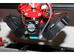 D-BOT filament fan duct