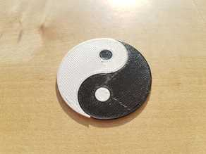 Yin and Yang (dual color)
