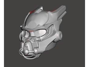 Fallout 3 Encalve x-02 Helmet