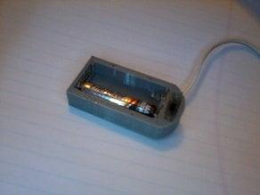 2 AAA Battery holder