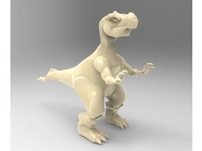 Toy Tyrannosaurus Rex