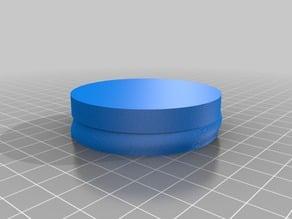 40hx60w screw cup lid