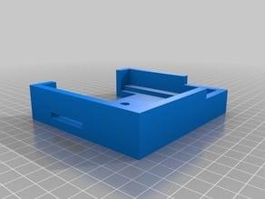 Graphic LCD mount 3Drag Velleman k8200