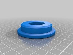 Filamentrollenadapter für Kugellager 6000 (10mm Bohrung)