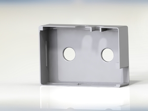 RasPi Case Reverse Engineered with Originals