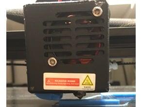 JGAURORA A5X Cooling Fan Nozzle