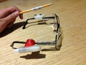 Safety glasses additions