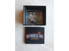 Zombicide Invader Character Card Box
