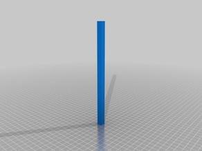 Rods for 3D Scanner