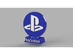 Playstation Logo Trophy
