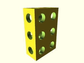 Parametric Setup Block
