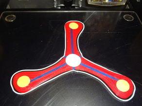 4 colors Boomerang V02