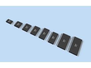 Model - TSSOP ICs