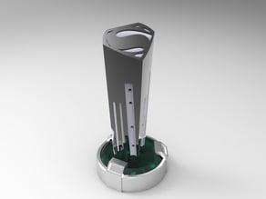Man of steel Command key custom stand