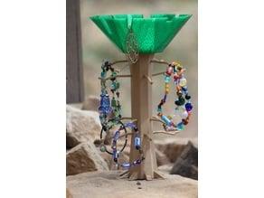 Jewelry Tree & Dish