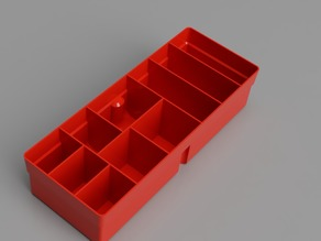 Yet More Inserts (for Akro-Mils Small Parts Organizers)