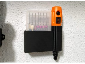 Soporte Mini Amoladora TackLife PCG01B