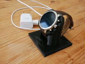 Fossil Q Explorer charge stand