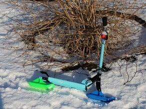 Kickbike Ski