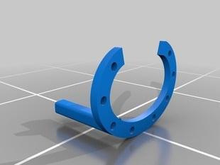 Led ring for 3d printer