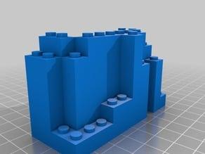 Lego Rock / Berg / Fels