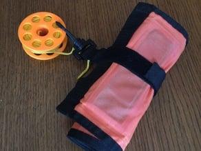 dive reel - for Surface Marker Buoy