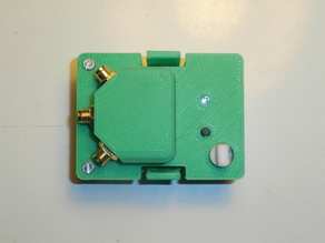 Multiprotocol TX Module Case, modified for Flysky TH9X