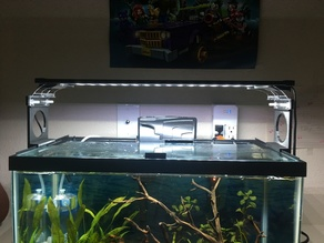 "3"" Riser for Finnex Planted+ 24/7 LED Aquarium Light"