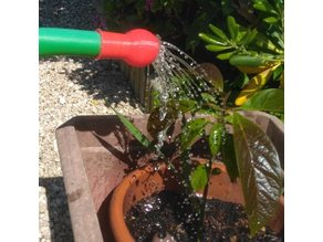 Water can sprinkler