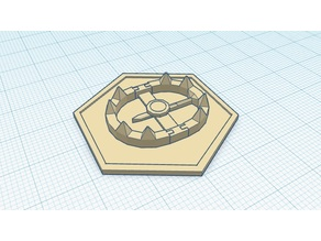 Bear trap for gloomhaven