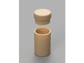 Threaded Jar