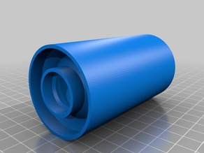 SPANNERHANDS Spool System - PRUSA Filament 1kg Core 48.5mm