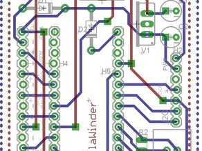 FilaWinder DIY friendly electronics