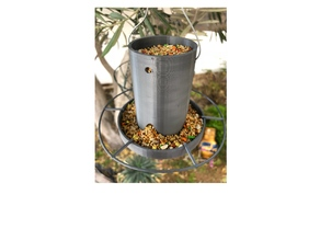 Multi Sized Bird Feeder w/ Hanging holes