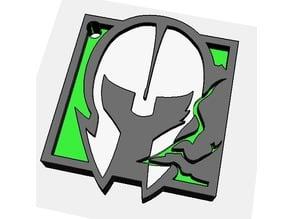 Maestro - Keychain (Rainbow Six Siege)