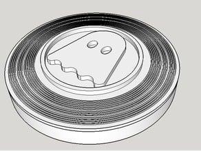 Tables have turned (USB case) #GhostlyVinyl