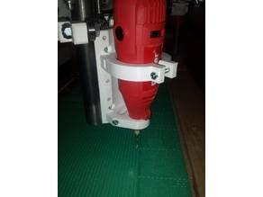 MPCNC Dremel 395 or similar mount